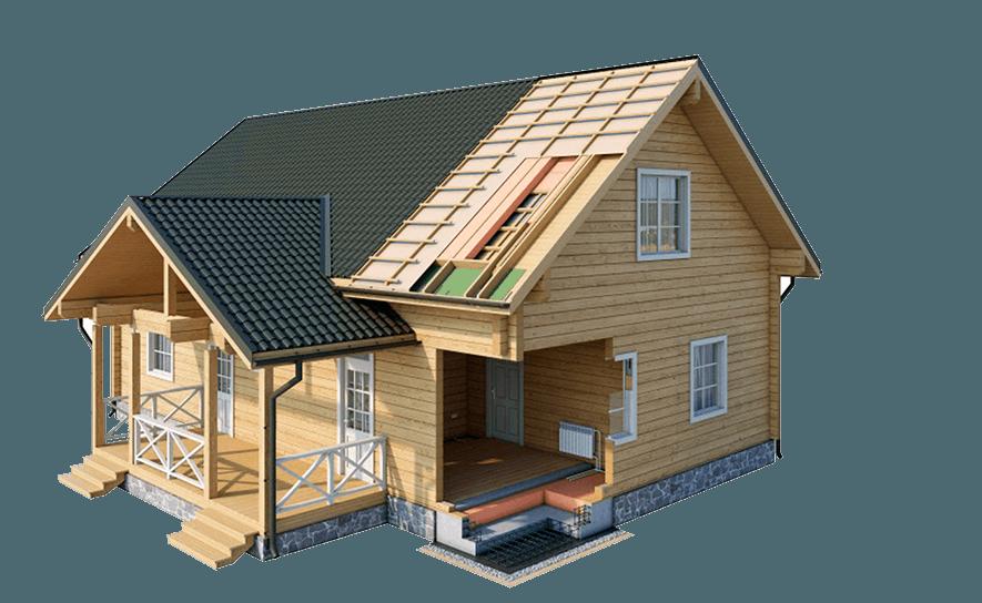Каркасные дома и здания